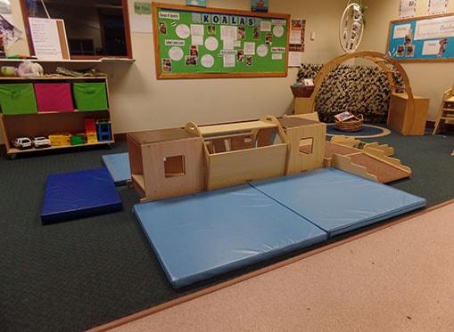Koala Room Play Area